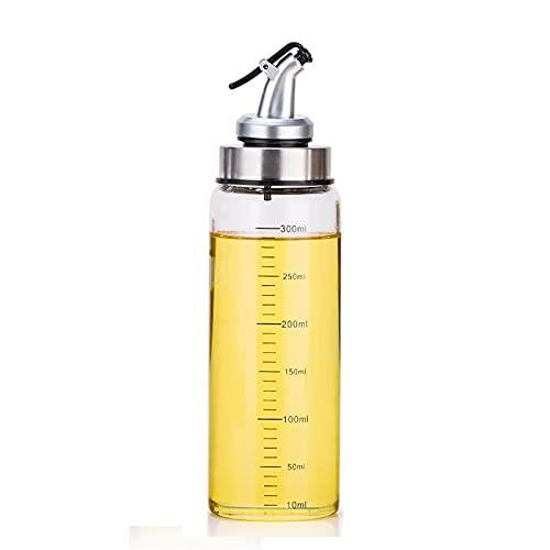 Botella de aceite para el hogar vidrio a prueba de fugas olla de vinagre de cocina grande suministros de condimentos para salsa de soja juego de botellas de vinagre para latas de aceite pequeñas,A