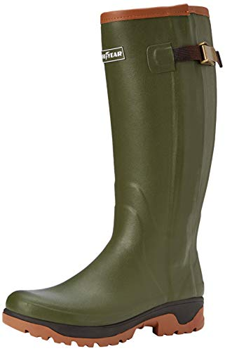 Grisport Goodyear Delta Wellington Elastische laarzen voor volwassenen, uniseks