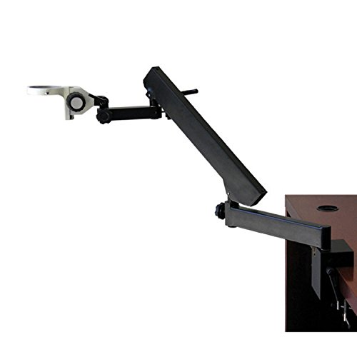 AmScope ASC Articulating Stand with Clamp for Stereo Microscopes