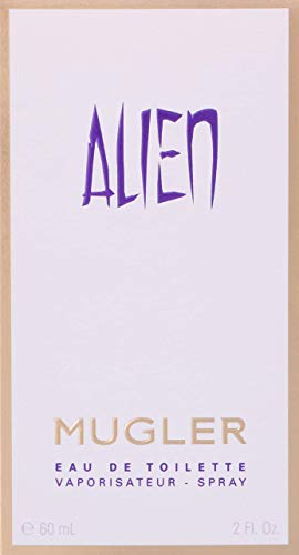 Thierry Mugler 25419 - Agua de colonia, 60 ml