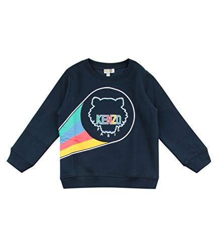 Kenzo Kids Super Kenzo Tiger Sweatshirt Bambino Kids Boy Mod. KP15588
