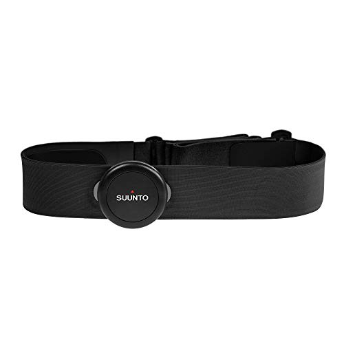 Suunto Smart Heart Rate Sensor Belt - Bluetooth, Waterproof Chest Strap HR Sensor, Original Version