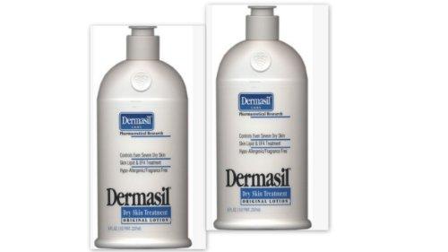 Dermasil Original Lotion 8 OUNCE,(2 PACK)