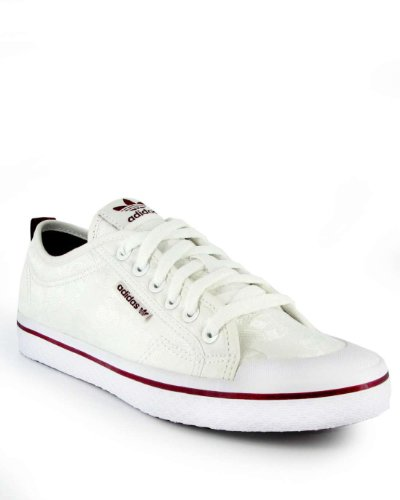 adidas Honey Low W Schuhe 7,0 White/Noble Crimson
