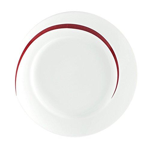 Seltmann Weiden Frühstücksteller rund 23 cm 6 Stück Paso Bossa Nova 23627