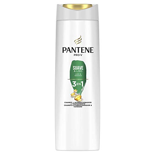 Pantene ProV Weiches & glattes Shampoo 3 in 1-300 ml