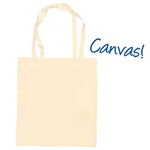 Baker Ross Bolsas de Tela Grandes para Pintar y Decorar (Paquete de 3) Manualidades infantiles