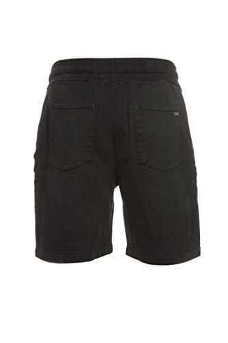 Tigha Herren Shorts Sinrec Schwarz M
