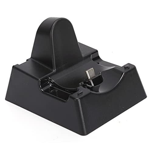 Plyisty Gamepad Charging Dock Mini Gamepad Controller Estación de Carga Dual Base...