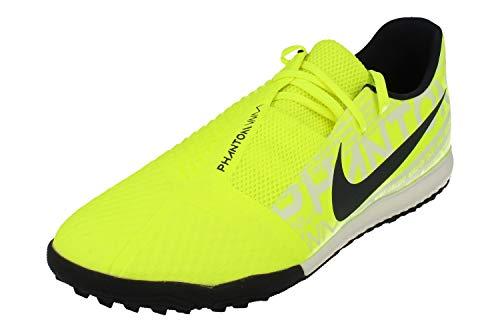 Nike Phantom Venom Academy TF Mens Football Boots AO0571 Soccer Cleats (UK 8 US 9 EU 42.5, Volt Obsidian 717)