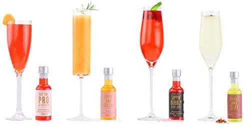 Modern Gourmet Foods – Prosecco und Cocktail Geschenkset - 5
