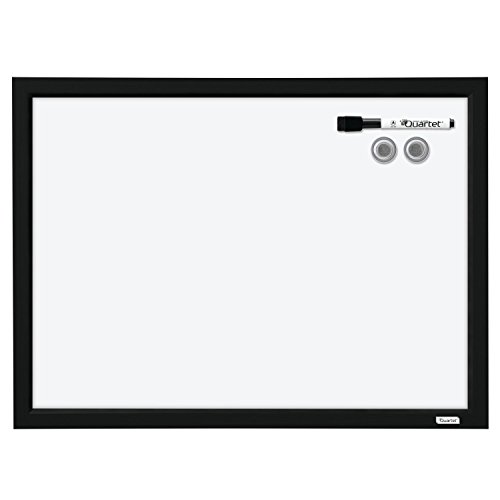 Quartet Dry Erase Board, Whiteboard / White Board, Magnetic, 17