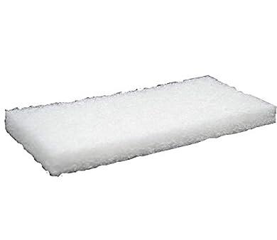 Foto di Marbec -TAMPONE Bianco - Nessuna Aggresività | per la Pulizia e lucidatura dei Pavimenti e Rivestimenti