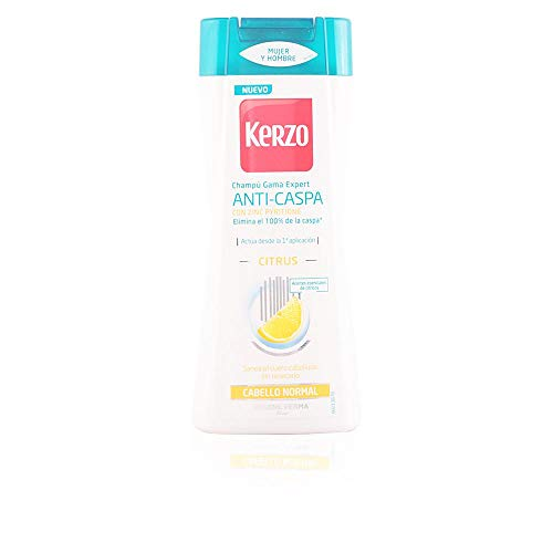 Kerzo Expert Anti Caspa Citrus Anti Schuppen Shampoo, 250ml