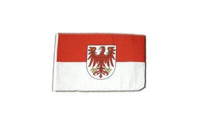 Fahne Flagge Deutschland Brandenburg 30 x 45 cm