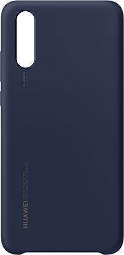 Huawei BXHU2363 - Funda de silicio para P20, color azul oscuro (51992363)