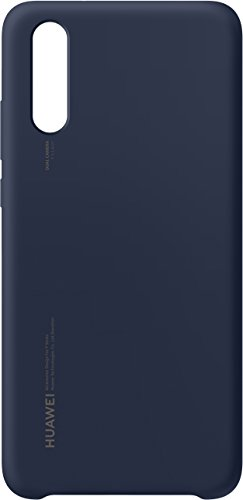 Huawei Silicon Cover für P20, Deep Blue