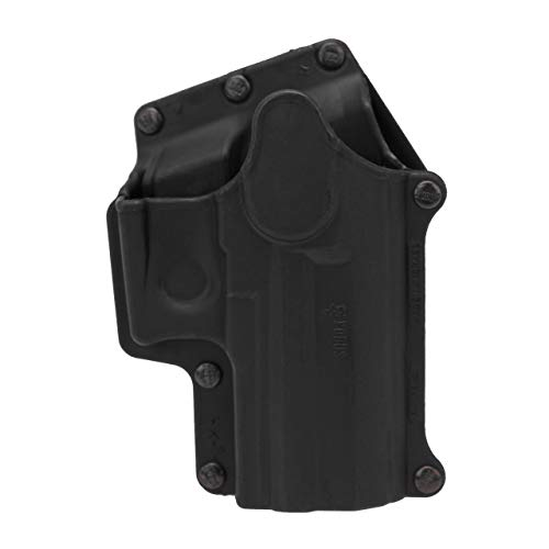 Fobus Standard Belt Holster RH HK1BH H&K Compact & USP 9mm/40 & 45, Full Size 9mm/40 / S&W Sigma Series 9/40 VE/E/G / FN49 / Ruger SR9 / Taurus Millenium .40 (Pro models refer to SP11B)