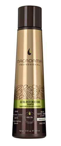Macadamia Professional Ultra Rich Moisture Shampoo, 1er Pack(1 x 300 ml)