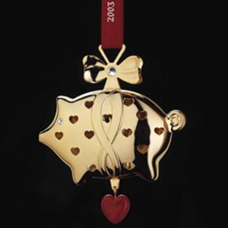 Georg Jensen Christmas Ornament 2003