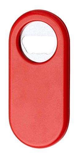 IKEA STAM Standard Qualität Leichtes, robustes Edelstahl Flaschenöffner Hand Operated Werkzeug Rot