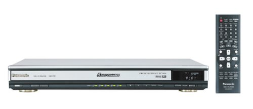Find Discount Panasonic DVD-F65S Super Slim 5-Disc DVD Player , Silver