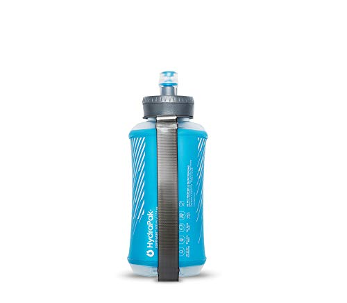 Hydrapak SoftFlask - Lightweight Handheld Running Water Bottle