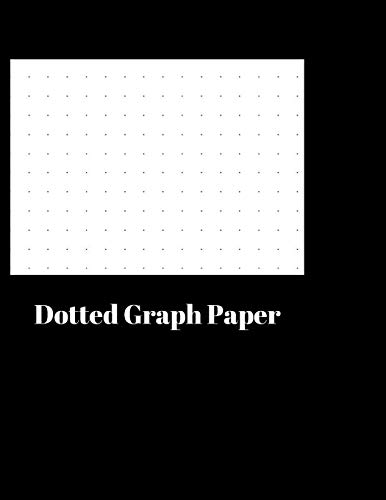 dotted paper: Dotted Notebook Paper 8.5 X 11, l - Dot Grid Journal Graphing Pad With Page Numbers | Drawing & Note Taking