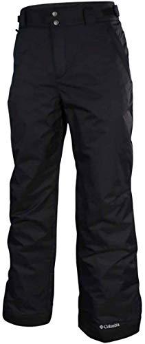 Men's Arctic Trip Omni Heat Ski Snowboarding Waterproof Pants Navy Blue, Black, X-Large