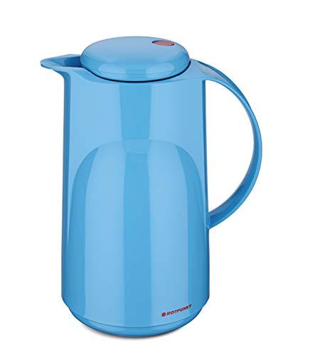 ROTPUNKT Isolierkanne 300 Marla 1,0 l | Zweifunktions-Drehverschluss | BPA...