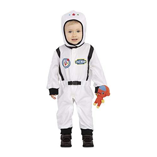 AAAAAAAA My Other Me Disfraz de Astronauta con Alien para bebé