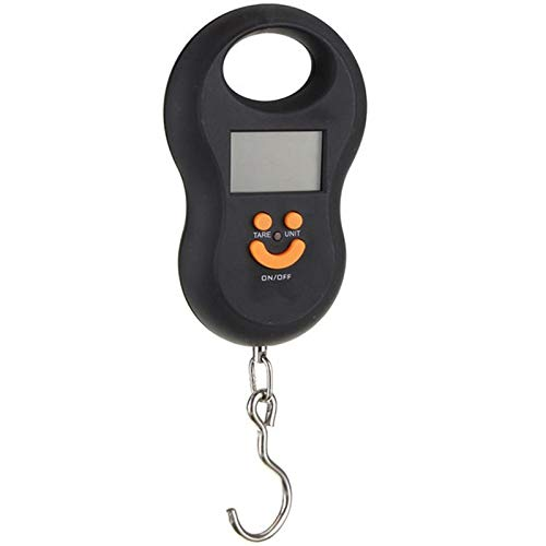 Gaoominy 50Kg /10G Digital Hanging Scale for Fishing Luggage Travel Weighting Steelyard Electronic Hook Scale Color Random