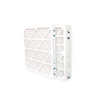 16x24x2 Merv 8 Furnace Filter (12 Pack)