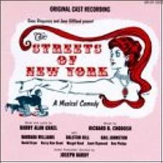 The Streets Of New York 1964 Original Cast?