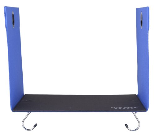 "Five Star Locker Accessories, Locker Shelf Extender, Holds up to 100 Lbs. Fits 12"" Width Lockers, Blue (72242)"