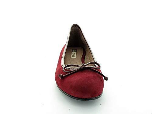 Gadea - Bailarinas para mujer Rojo rojo 37.5