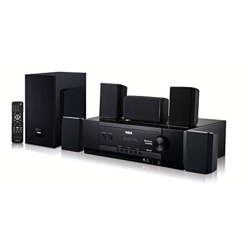 RCA Teatro en Casa Bluetooth RT2781H 1000-watts HDMI Home Theater