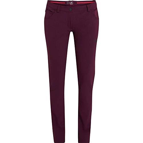 McKINLEY Damen Hose Juno, Psychic Purple/Black, XL
