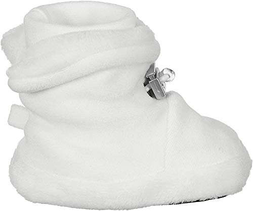 Sterntaler Jungen Baby Schuhe mit Schnurzug, Ecru, 19/20 EU