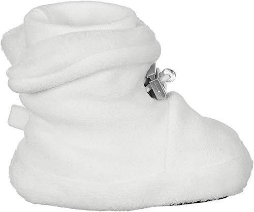 Sterntaler Jungen Baby Schuhe mit Schnurzug, Ecru, 21/22 EU