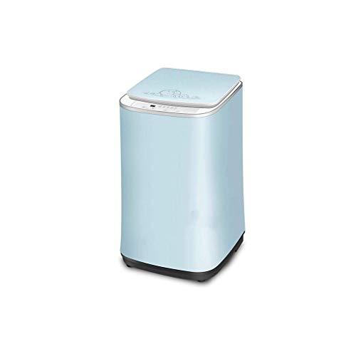 RMXMY Mini Lavatrice Automatica delle Famiglie eluizione Integrato Bambino Bambino Multifunzionale Speciale Lavatrice Portatile (Blu)