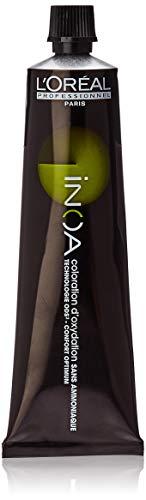 L'Oréal Professionnel Inoa 4,15 mittelbraun asch mahagoni, 60 ml