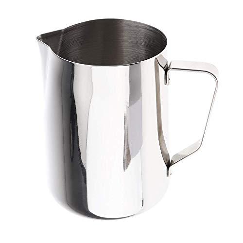 1 Stks Wax Smelting Pot Grote RVS Kruik Wax Smelten/Gieten Pitcher Pot voor Kaars Maken en Zeep Maken Ambachten (Grote Kruik | Pitcher) - 1000ml