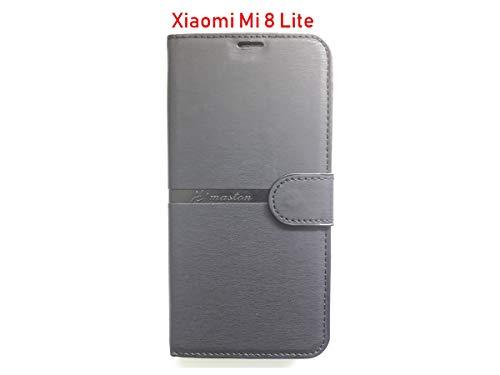 Capa Carteira Flip Cover Xiaomi Mi 8 Lite