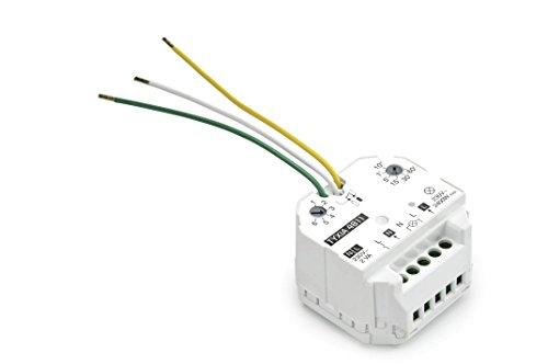 Delta dore tyxia - Micromódulo receptor tyxia-4811 para iluminación