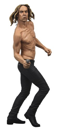 Iggy Pop - Figura (Cosmic 08761) Figura Iggy Pop, Multicolor