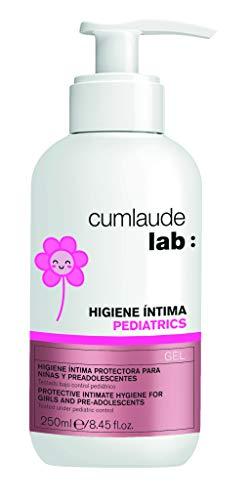 Cumlaude Lab Intiemgel voor kinderen, voorkomt jeuk en roodheid, 250 ml