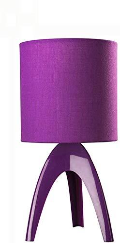 Tafellamp tafellamp bedlampje European Creative Gift Study woonkamer slaapkamer kinderkamer kaptafel salontafel universiteit wit 403 (kleur: B) kleur: C tafellamp (kleur: C)