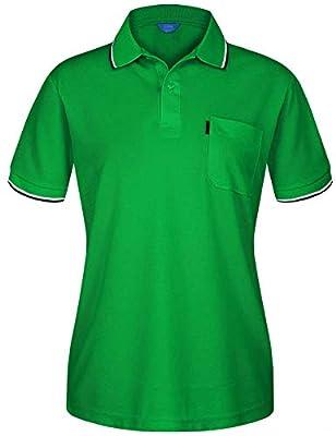 EZEN Women's & Ladies Light & Cool Sporty Short Sleeve Polo Shirts