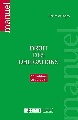 Droit des obligations (2020-2021)